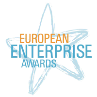 logótipo do European Enterprise Awards